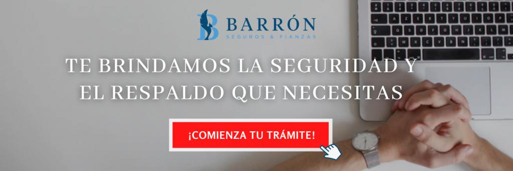 Seguro de Caución-Barrón-Contacto